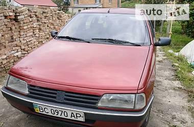 Peugeot 405 1988 в Львове