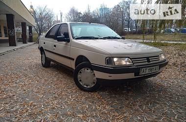 Peugeot 405 1990 в Ивано-Франковске