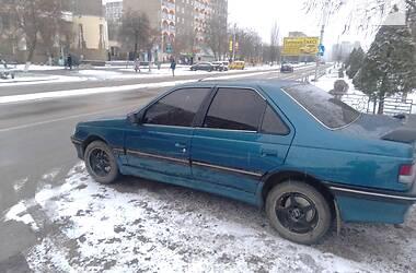 Седан Peugeot 405 1988 в Володимирці