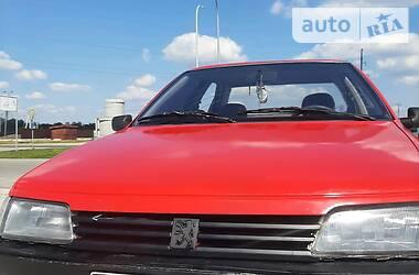 Седан Peugeot 405 1990 в Львове