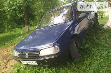 Седан Peugeot 405 1988 в Городке