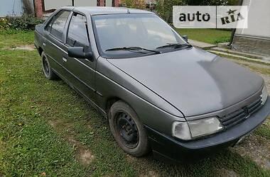 Седан Peugeot 405 1990 в Черновцах
