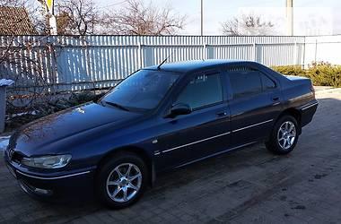 Peugeot 406 2003 в Донецке