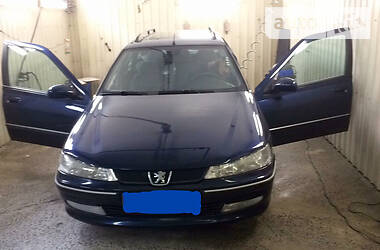 Peugeot 406 2001 в Киеве