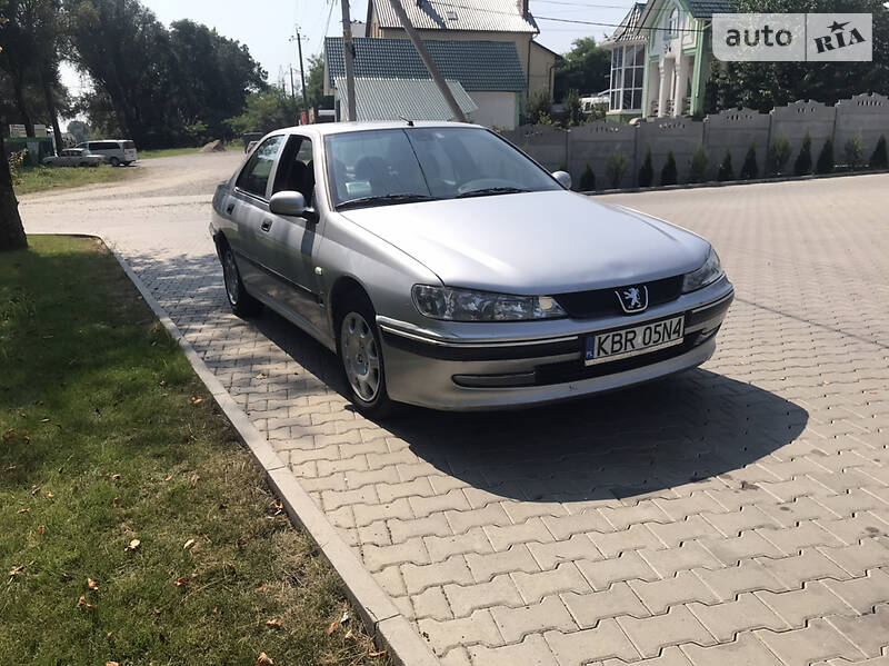 Peugeot 406 2000 в Кицмани