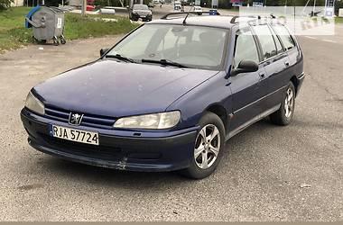 Peugeot 406 1998 в Львове