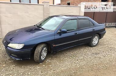 Peugeot 406 1997 в Виноградові