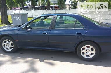 Седан Peugeot 406 1996 в Кременчуге