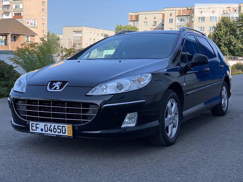 Peugeot 407 SW 2010 в Ковеле