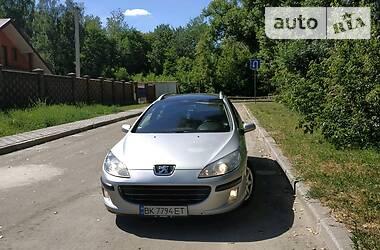 Peugeot 407 SW 2006 в Ровно