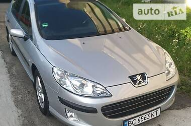 Peugeot 407 SW 2006 в Львове