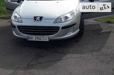 Peugeot 407 SW 2007 в Костополе