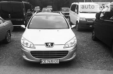 Peugeot 407 SW 2010 в Черновцах