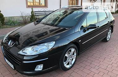 Peugeot 407 2007 в Стрые