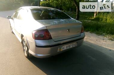 Peugeot 407 2005 в Борисполе