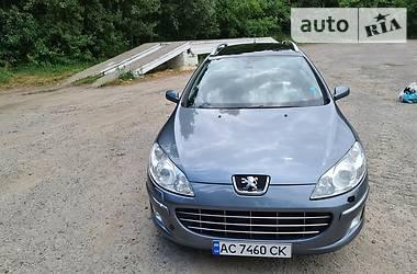 Универсал Peugeot 407 2008 в Камне-Каширском