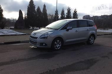 Peugeot 5008 1.6 VTi 2011