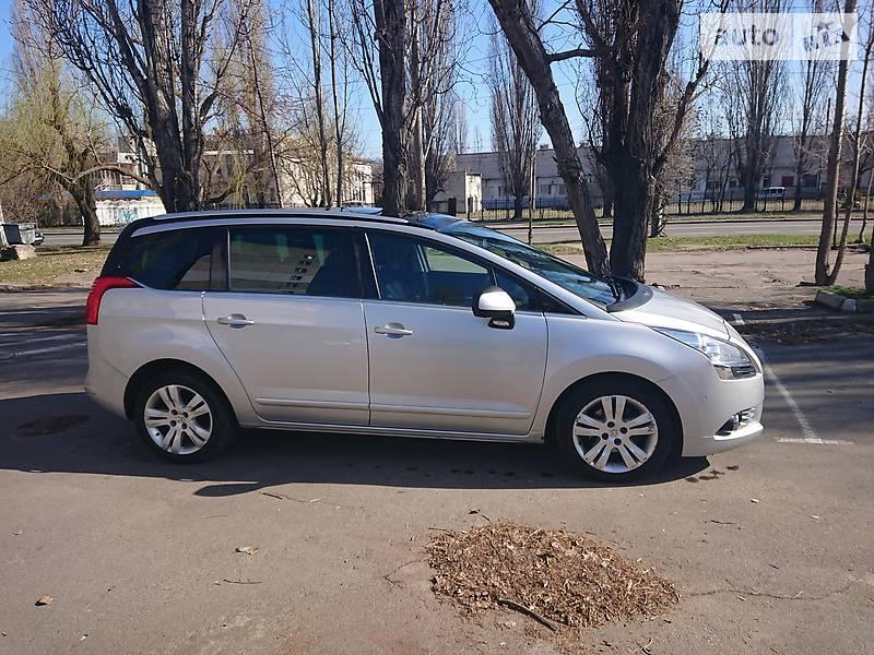 Peugeot 5008 2012 року в Миколаїві