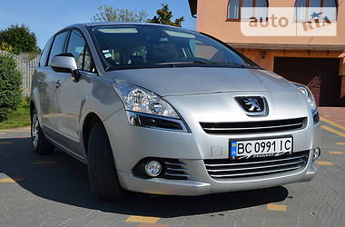 Peugeot 5008 2013 в Львове