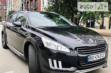Peugeot 508 RXH 2014 в Дунаевцах