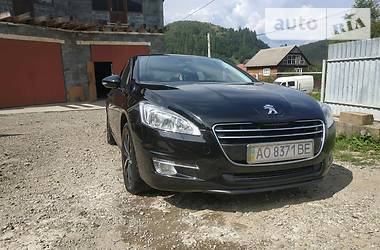 Peugeot 508 2012 в Межгорье