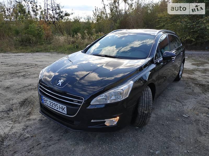 Peugeot 508 2012 в Львове