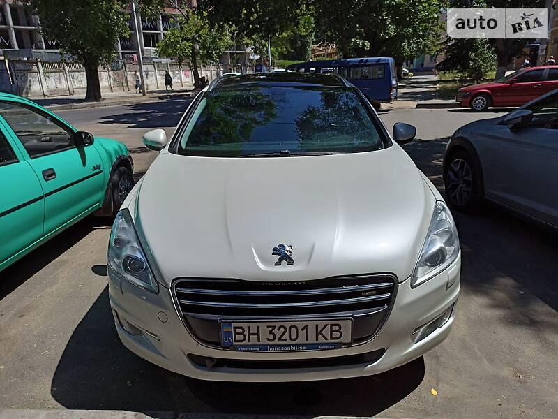 Peugeot 508 2014 в Одессе