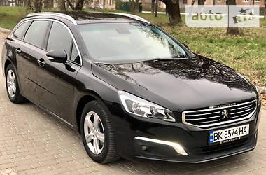 Peugeot 508 2016 в Ровно