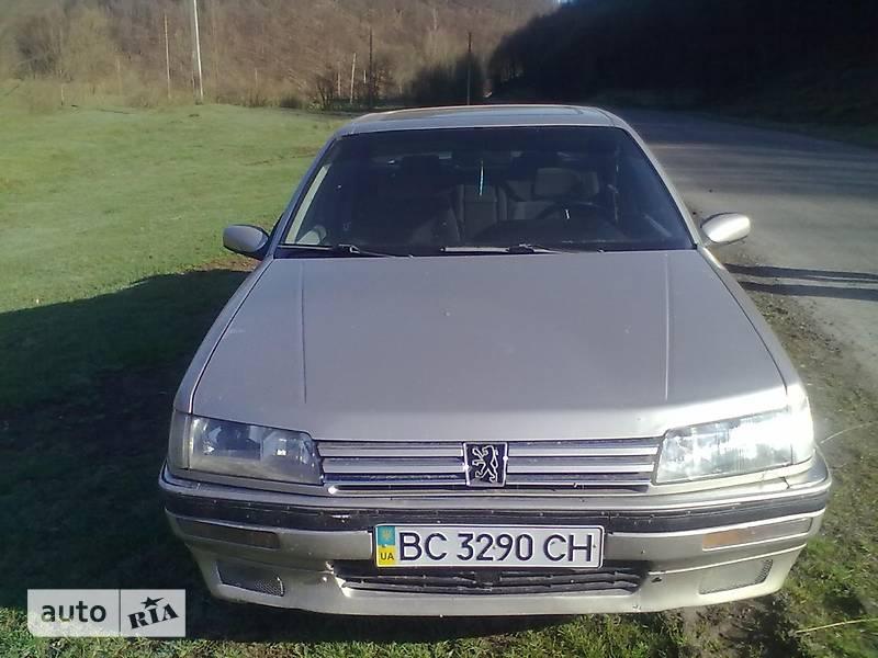 Peugeot 605 1991 в Ужгороде