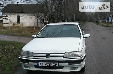 Peugeot 605 1990 в Ивано-Франковске