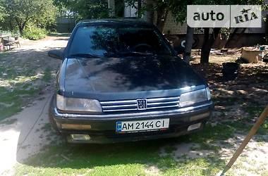 Peugeot 605 1993 в Брусилове