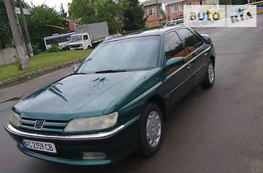 Peugeot 605 1990 в Луцке