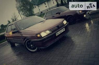 Peugeot 605 1994 в Червонограде