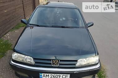 Peugeot 605 1996 в Житомире
