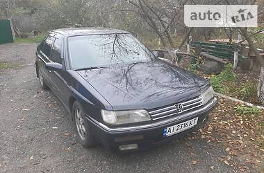Peugeot 605 1992 в Киеве