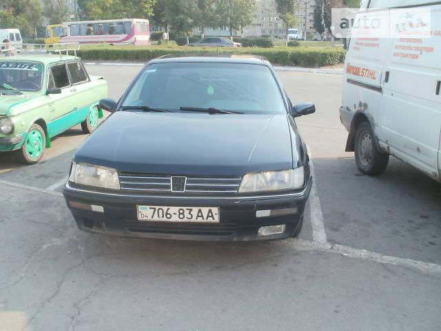 Peugeot 605 1993 в Каменском