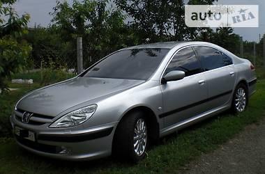 Peugeot 607 2003 в Днепре