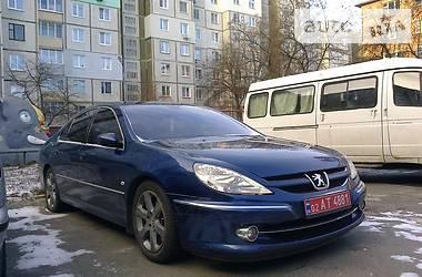 Peugeot 607 2008