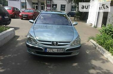 Peugeot 607 2003 в Киеве