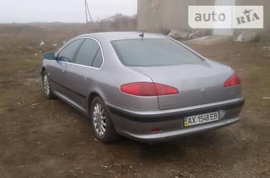 Peugeot 607 2002 в Харькове