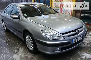 Peugeot 607 2001 в Тернополе