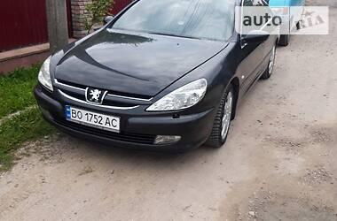 Peugeot 607 2003 в Тернополе