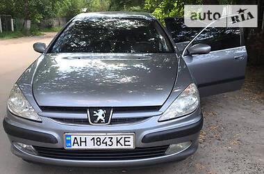 Peugeot 607 2001 в Киеве