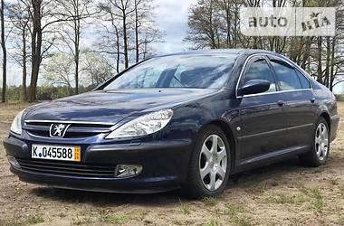 Peugeot 607 2003 в Луцке