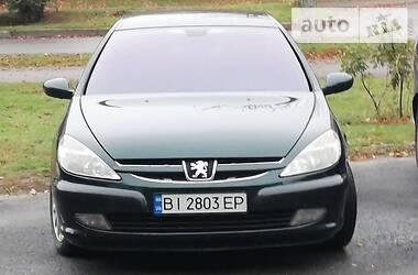 Peugeot 607 2001 в Полтаве