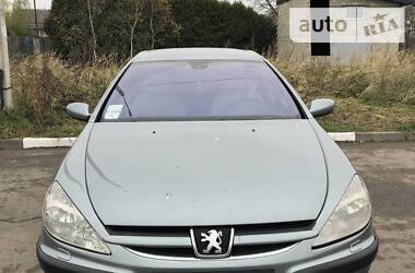 Peugeot 607 2003 в Стрые