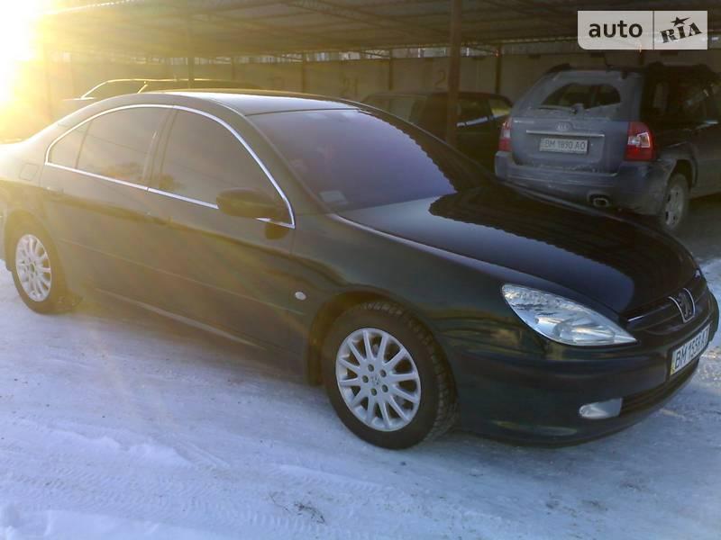 Peugeot 607 2001 в Сумах
