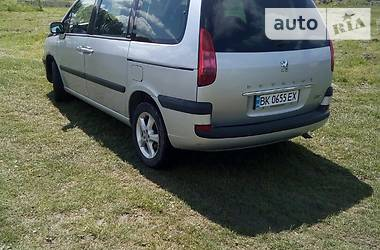 Peugeot 807 2003 в Здолбунове