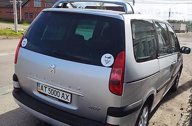 Peugeot 807 2003 в Калуше