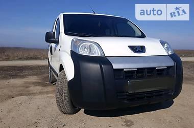 Peugeot Bipper пасс. 2010